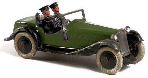 A Britains Police Car