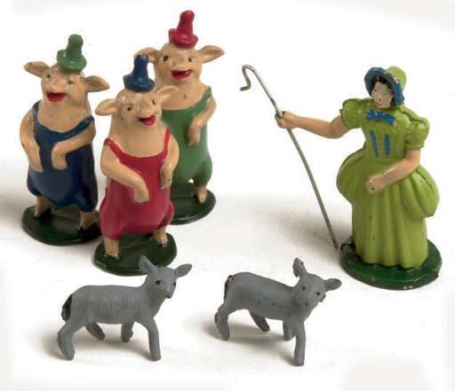 Philip Segal Nursery and Fairytale Characters