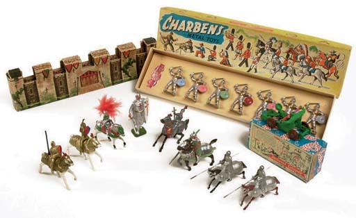 Various Makers Knights and Crusaders