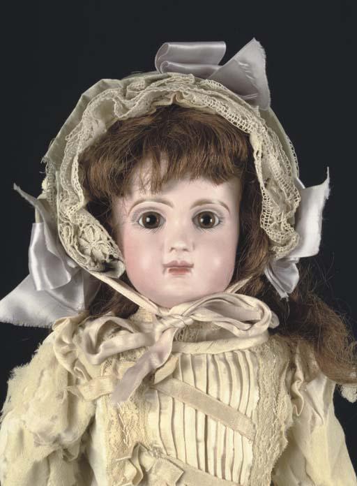 A Tete Jumeau Bébé No.8