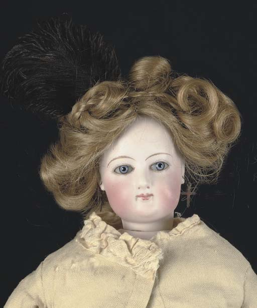 A French fashionable doll