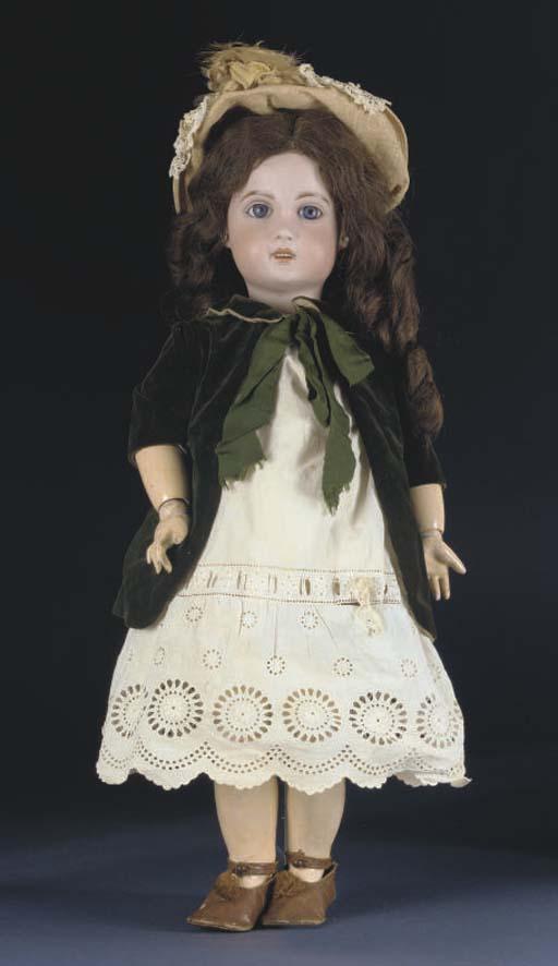 A Jumeau 1907 bébé