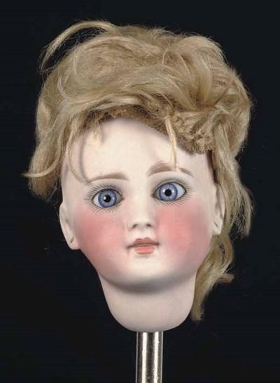 An early Kestner 137 doll's he