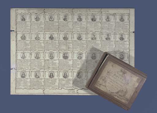 Wallis's Royal Chronological T