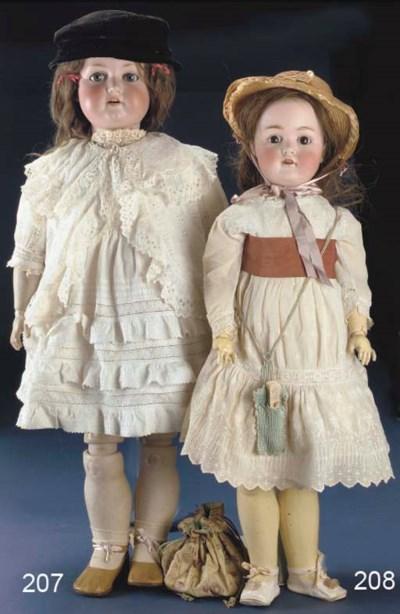 A Kestner Child Doll