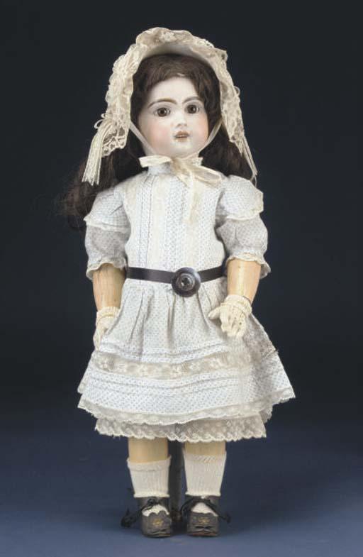 A 1907 Tete Jumeau bébé
