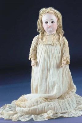 A fine Kestner child doll