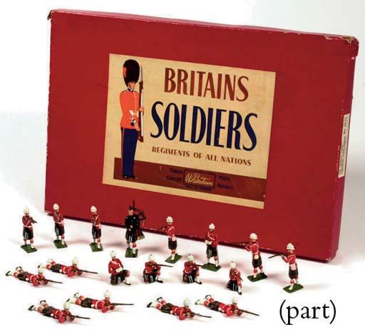 Post-war Britains British Army