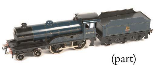 Bassett-Lowke, Bing and Märklin Locomotives and Freight-Stock