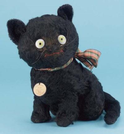A rare Einco Kiddieland black