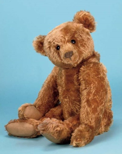 A fine Steiff teddy bear