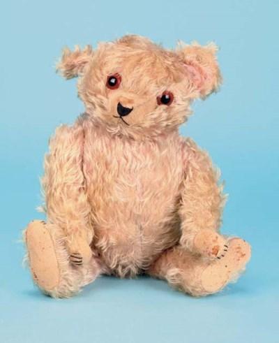 Pappe Moritz musical teddy bea
