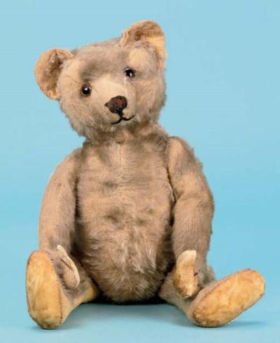 A German teddy bear, possibly