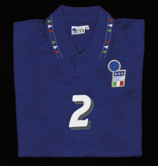 A BLUE ITALY V. BRAZIL 1994 WO