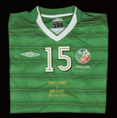 A GREEN REPUBLIC OF IRELAND SH
