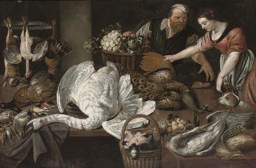Follower of Adriaen van Utrech