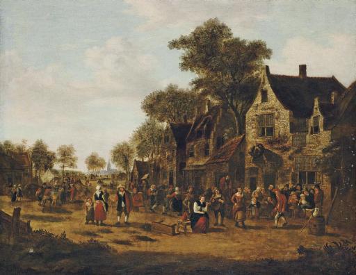 A village kermesse