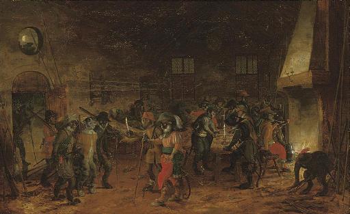 Studio of David Teniers II (An