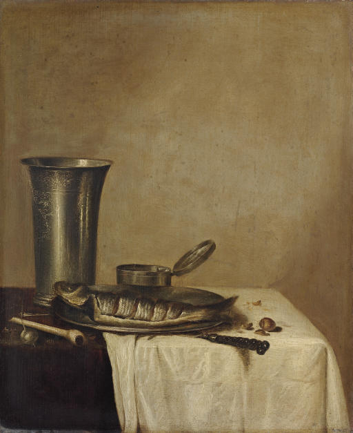 Circle of Willem Claesz. Heda