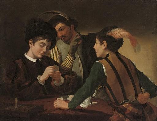 After Michelangelo Merisi da C