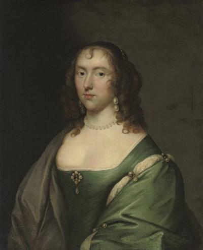 Cornelius Johnson (London 1593