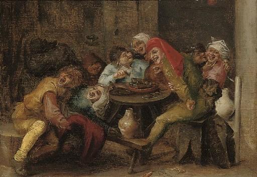 Circle of Joos van Craesbeek (