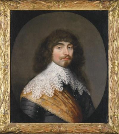 Circle of Gerrit van Honthorst