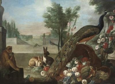 Circle of Pieter Casteels III