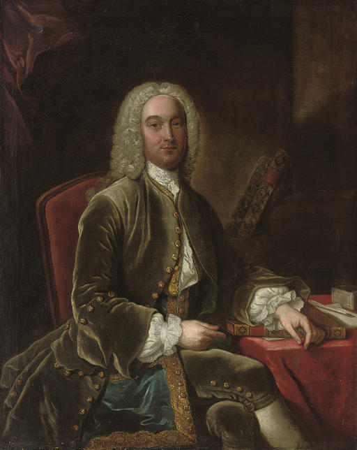 After Jean Baptiste van Loo