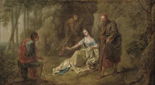Francis Hayman (Exeter c.1708-