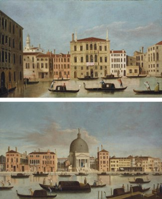 Venetian School, late 18th Cen