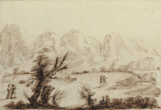 Il Falsario di Guercino, 18th