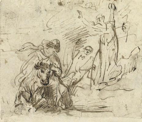 School of Rembrandt, circa 163