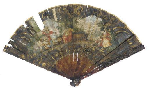 ORPHEUS, A 17TH CENTURY FAN