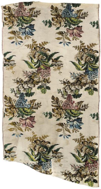 SPITALFIELDS SILK, CIRCA 1736-