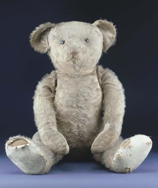 A Strunz teddy bear
