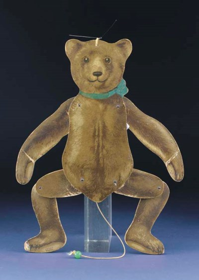 A J.W. Spears Teddy Bear Jumpi