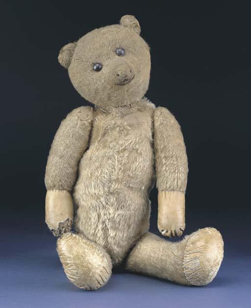 An early 'American-type' teddy