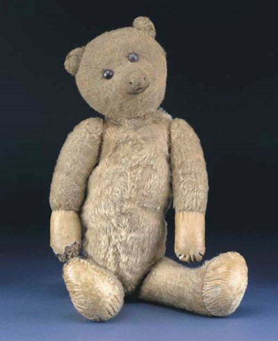 An early 'American-type' teddy