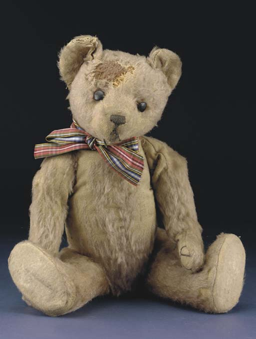 Jacob, an early British teddy