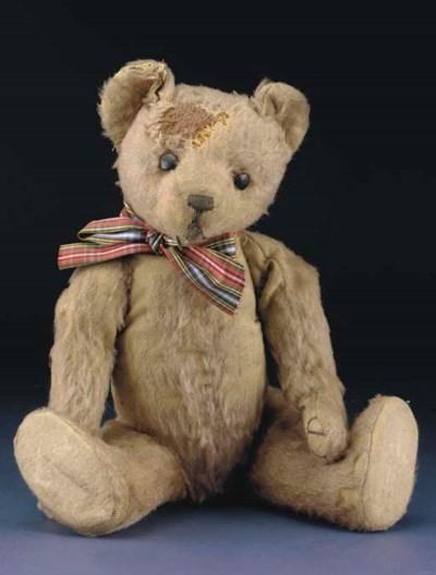 Jacob, an early British teddy