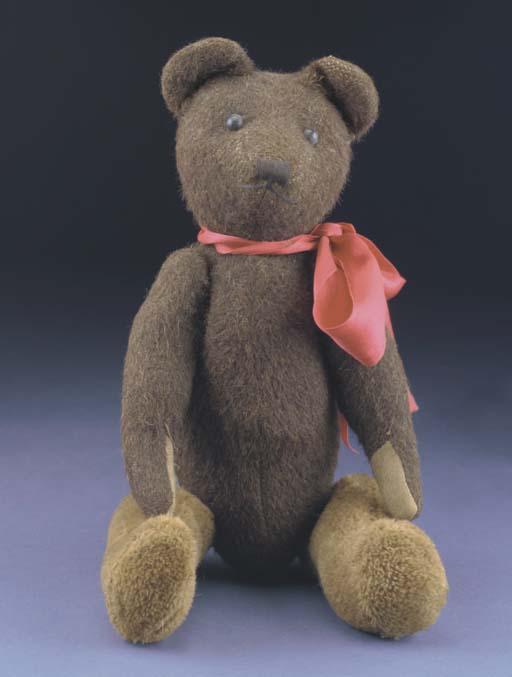 'Hector', a British teddy bear