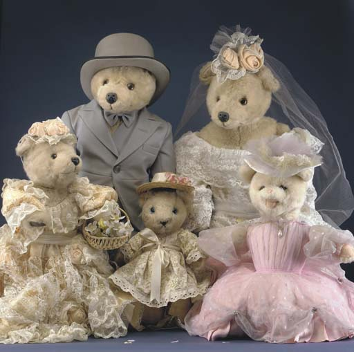 The Teddy Bear Wedding