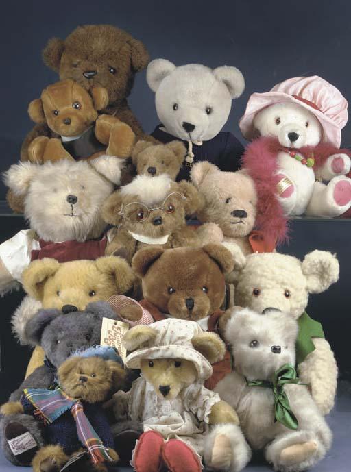A Quantity of modern bears