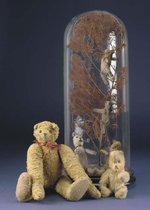 Teddy Hall of Fame Bears