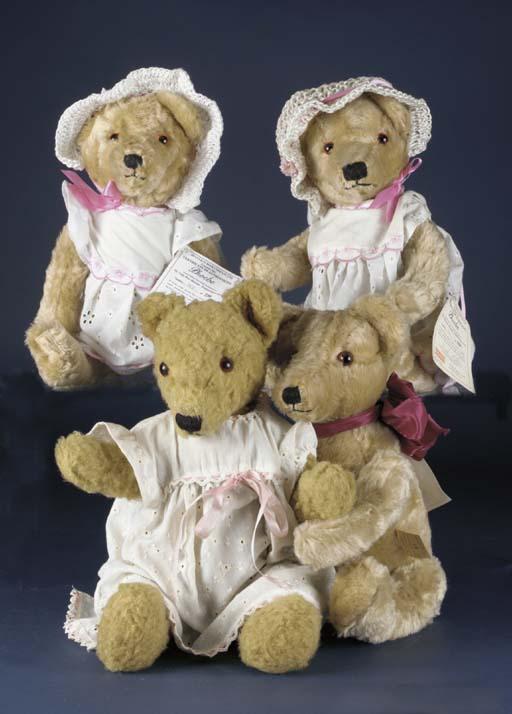 M.K.K. Bear - a British teddy