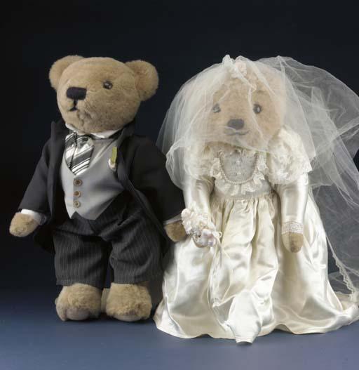 Edwina and Winston The Bride a