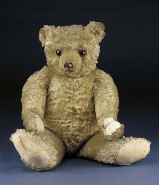 A J.K. Farnell teddy bear