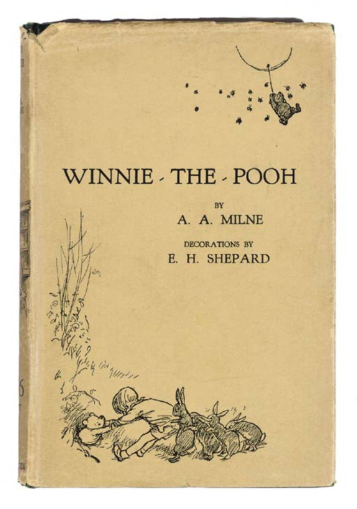 First Edition Winnie-the-Pooh