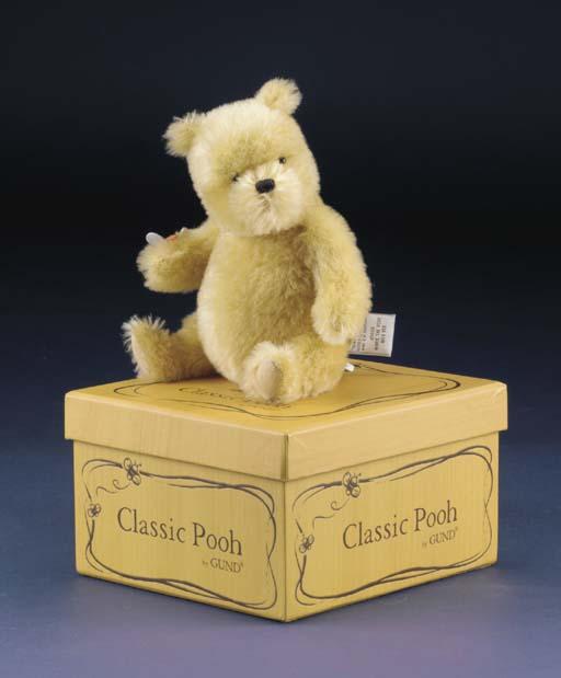 Gund limited edition Winnie th